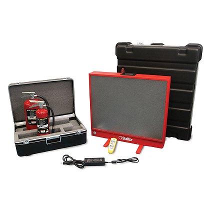 LION BULLSEYE Digital Fire Extinguisher Base Package