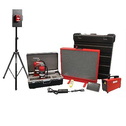 LION BULLSEYE™ Digital Fire Extinguisher Training System Ultimate Package