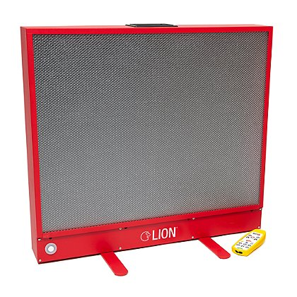 Lion BULLSEYE Digital Fire Extinguisher Training System Water Enabled Panel, V3