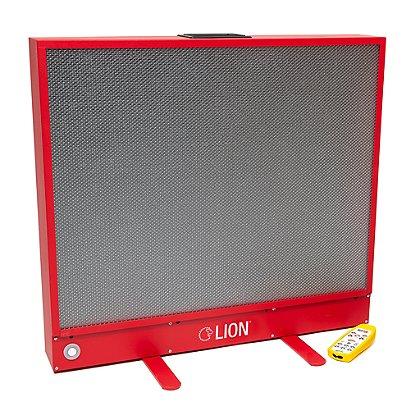 Lion BULLSEYE Digital Fire Extinguisher Training System Water Enabled Panel, V3