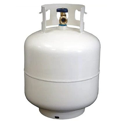 LION Leaking Propane Tank Prop