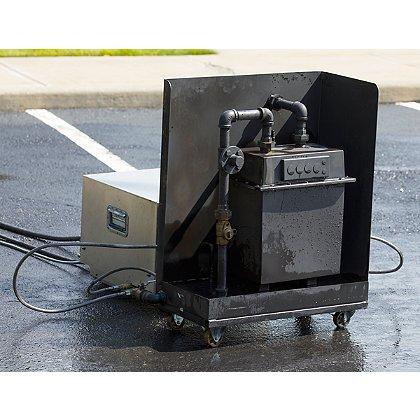 LION Gas Meter Prop For HLTS