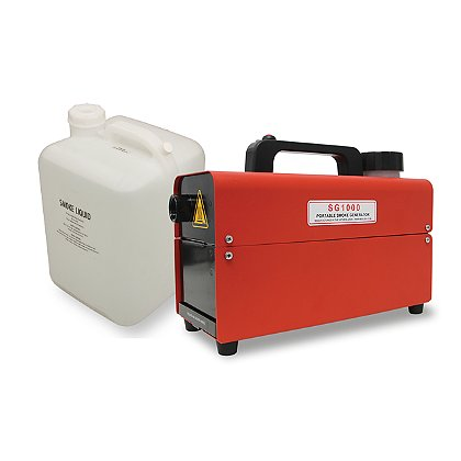 LION SG1000/VICO™ Smoke Generator Trainer's Package