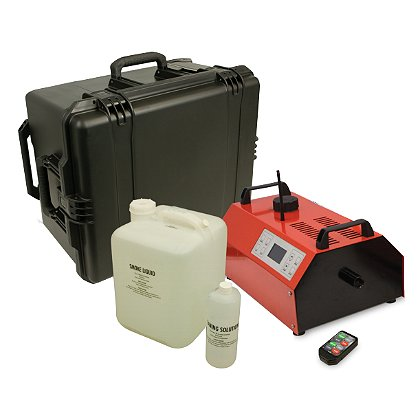 LION SG4000 Smoke Generator Trainer's Package
