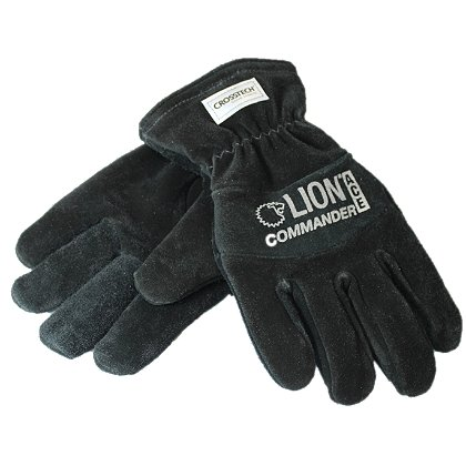 Lion Commander ACE Structural Firefighting Gauntlet Leather Glove