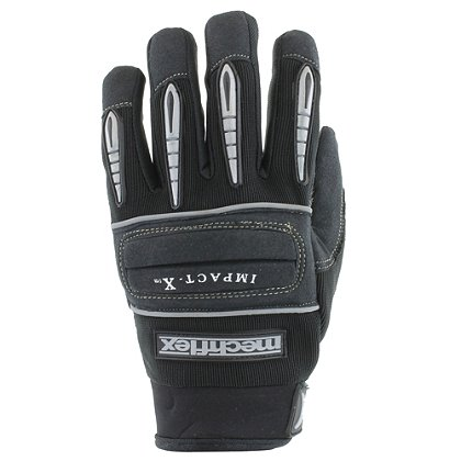 Lion Mechflex Impact Mechanic Gloves, Non-NFPA