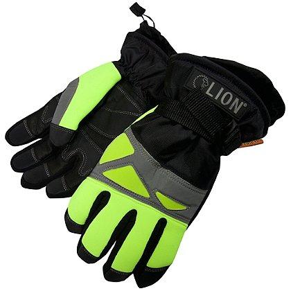 Lion Hi-Viz Cold Weather Work Gloves