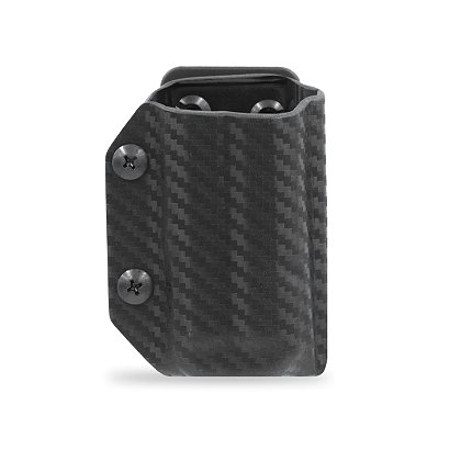 StatGear Carbon Fiber Kydex Sheath for Leatherman Wave or Wave+