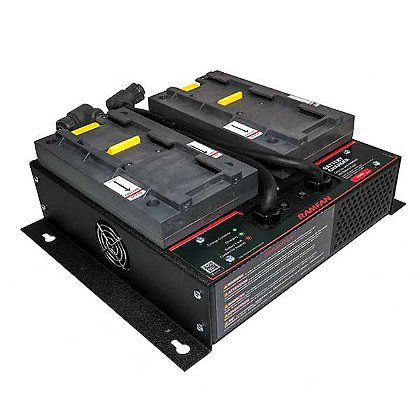 Ramfan 52V Battery Charger 12-24 VDC