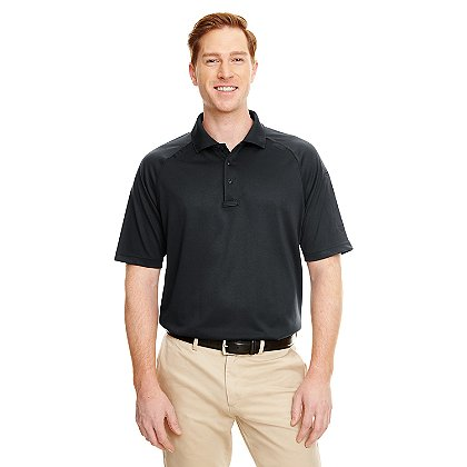 Harriton Tactical Performance Short-Sleeve Polo