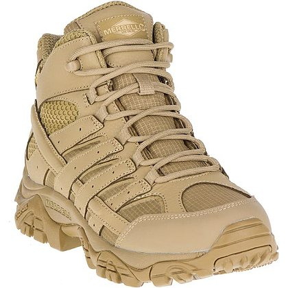 Merrell Women's MOAB 2 Mid Tactical Waterproof Boot