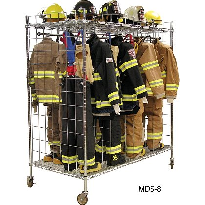 Groves Mobile Ready Rack, Double Sided