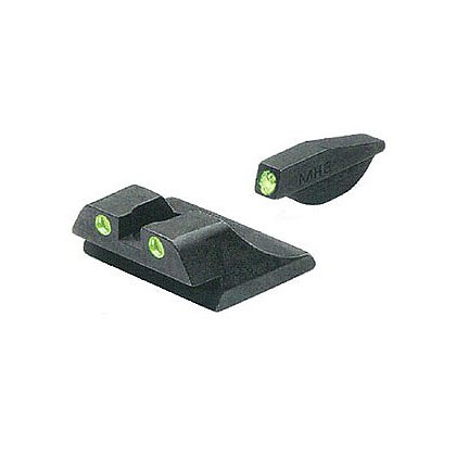 Meprolight Ruger, TRU-DOT Fixed Night Sight Sets for Auto Pistols