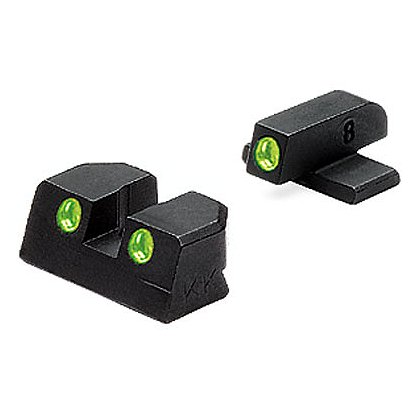Meprolight Springfield XDM fixed sight set