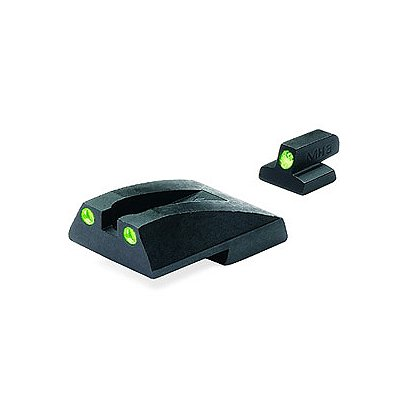 Meprolight Smith & Wesson, TRU-DOT Fixed Novak Replacement Night Sets for S&W Pistols