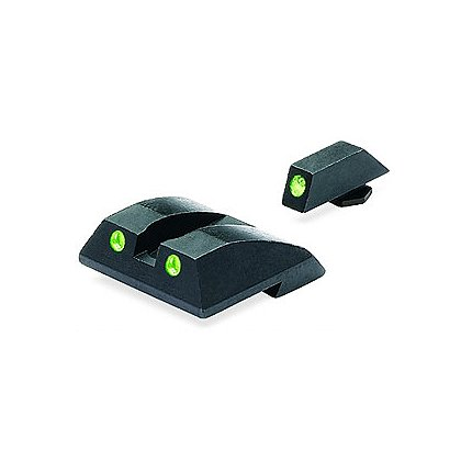 Fixed Night Sights for SW99, 1911, M&P, & Sigma V-Series Pistols