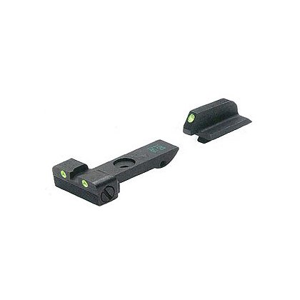 Meprolight Ruger, TRU-DOT Adjustable Sets and Front-only Night Sights for DA Revolvers