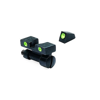 Meprolight Smith & Wesson, TRU-DOT Adjustable Night Sight Set for K, L, N Frame Revolvers