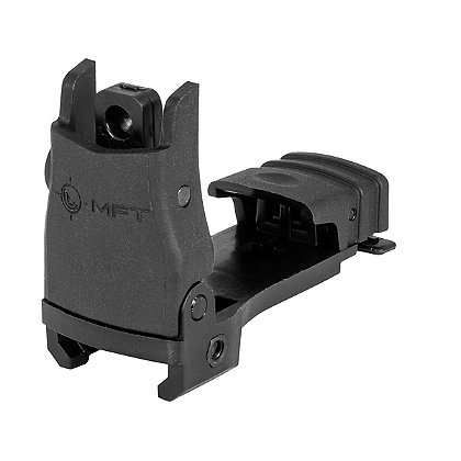Mission First Polymer Flip Up Rear Sight