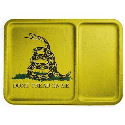 Mission First Tactical Don't Tread On Me Dump Tray