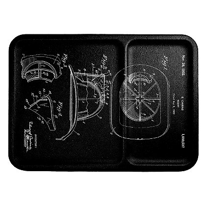 Mission First Tactical Helmet Drawing Dump Tray