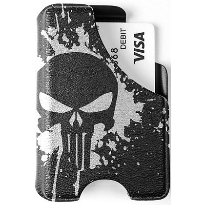 Mission First Tactical Punisher Splash Minimalist Wallet