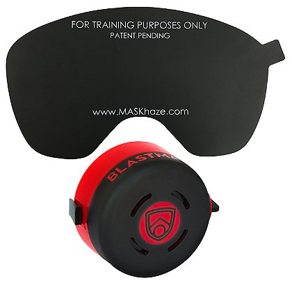 BlastMask MASKhaze Scott Training Kit for Scott AV-2000/AV-3000