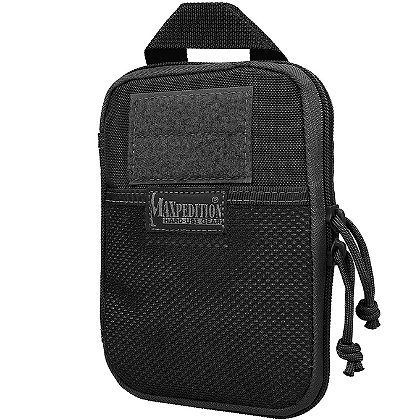 Maxpedition E.D.C. Pocket Organizer, Black