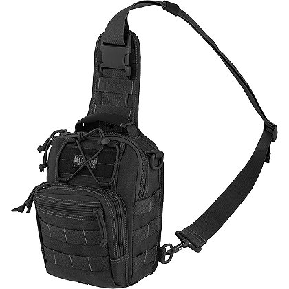 Maxpedition Remora™ Gearslinger® Bag, Black