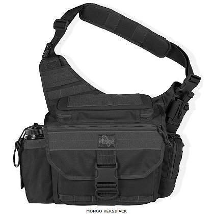 MAXPEDITION Mongo Versipack, Black
