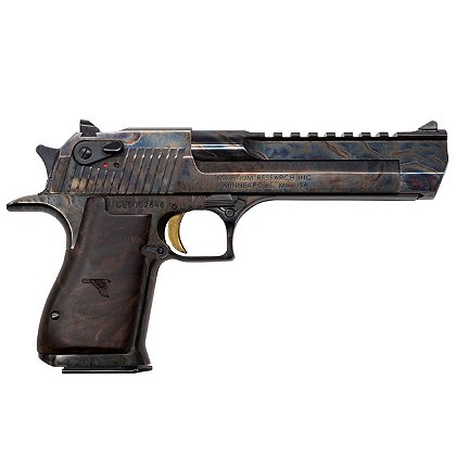 Magnum Research .44 Magnum Case Hardened Desert Eagle Pistol