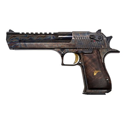 Magnum Research Case Hardened Desert Eagle MK XIX 50AE