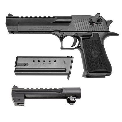 Magnum Research Desert Eagle, .50AE Combo Caliber Package