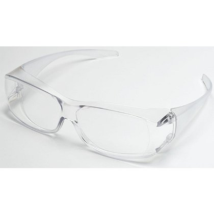 MSA OvrG™ Over the Glass Safety Glasses with Clear Lenses