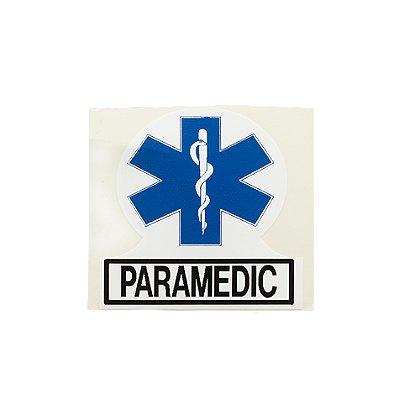 MSA Paramedic Decal