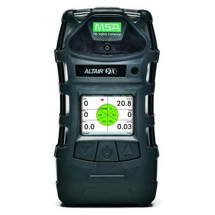 MSA Altair 5x PID (Photo Ionization Detector) Gas Meter Kit