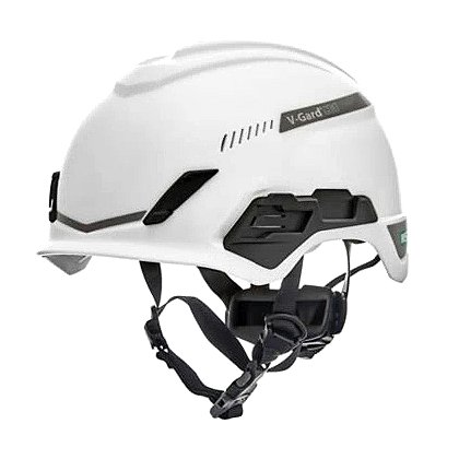 MSA V-Gard® H1 Safety Helmet, White