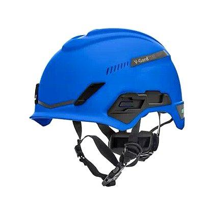 MSA V-Gard® H1 Safety Helmet, Blue