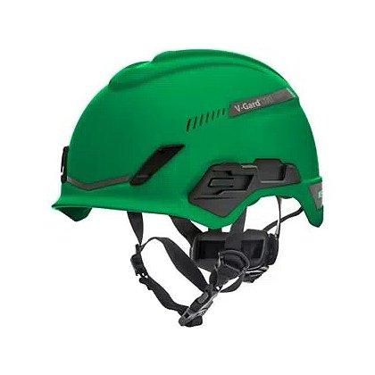 MSA V-Gard® H1 Safety Helmet, Green