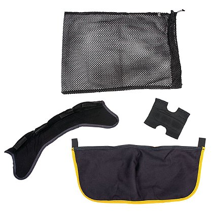 MSA Cairns Soft Goods Kit for the XF1