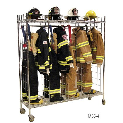 Groves Mobile Ready Rack, Single Side