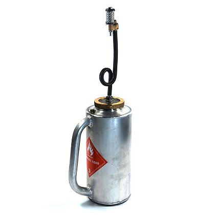Mercedes Textiles Drip Torch, 1.2 US Gallon Capacity