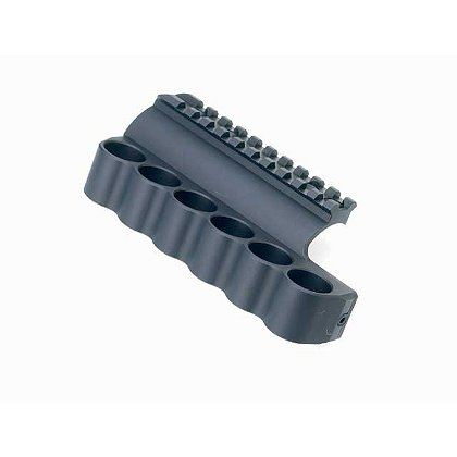 Mesa Tactical SureShell Carrier and Rail for Benelli