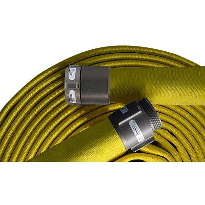 Mercedes Textiles FireBoss Forestry Hose w/ Aluminum Coupling