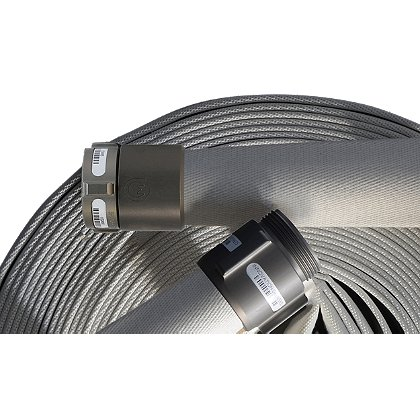 Mercedes Textiles Fire Stop Forestry Hose w/ Aluminum Coupling