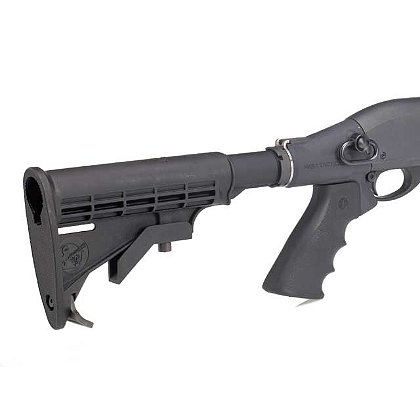 Mesa Tactical LEO Telescoping Stock Kit for Moss 500 (12-GA)