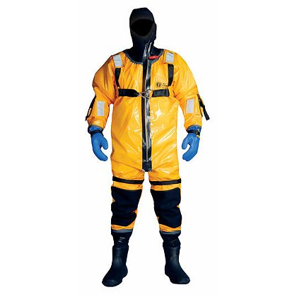Mustang Survival IC9001-03 Ice Commander Suit, Adult Universal Size