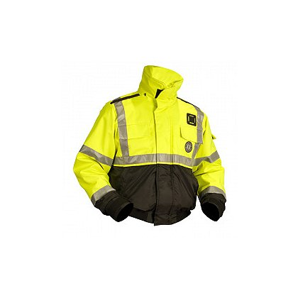 Mustang Survival High Visibility Flotation Bomber Jacket