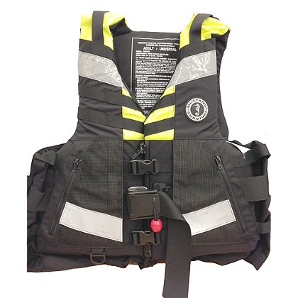 Mustang Survival Close Out Universal Swift Water Rescue Vest
