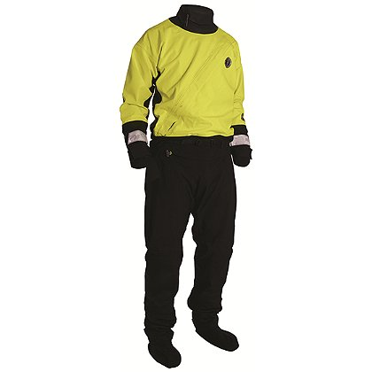 Mustang Survival Water Rescue Dry Suit for Cache Protocol